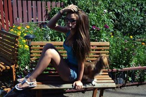 Kassandra is looking for adult webcam chat