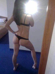 Looking for local cheaters? Take Santina from Michigan home with you